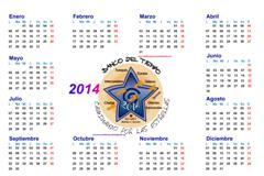 Calendario del Trueque 2014