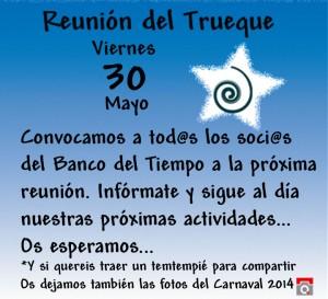 Trueque 30-05-2014